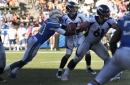 Chargers' pass rushers wreak havoc on Broncos pass game for second time