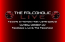 The Falcoholic Live: Falcons @ Patriots Post-Game Special