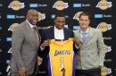 Kentavious Caldwell-Pope makes impact in Lakers debut