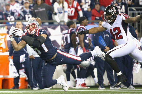 Falcons-Patriots post-game injury report: linebackers banged up in discouraging loss