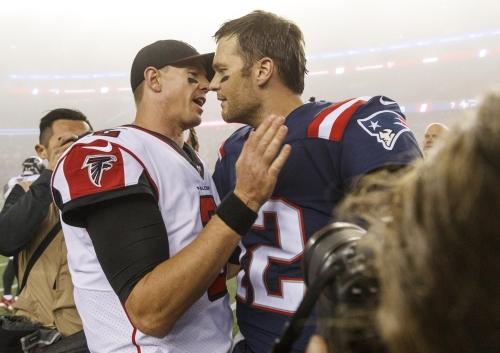 Tom Brady mocks Falcons on Instagram after Patriots win