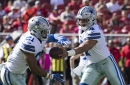 Cowboys News: Dak and Zeke 'blow the 49ers off the field' in Sunday's rout