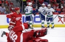 Red Wings outworked, out-competed in 'brutal effort'