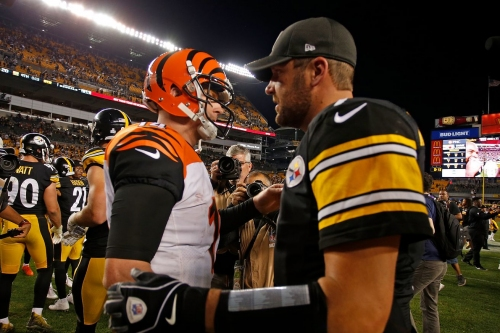 Pittsburgh Steelers take to Twitter to celebrate their big Week 7 win over the Bengals