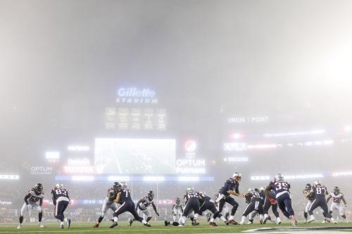 Falcons vs. Patriots recap: Waterloo and fog in New England