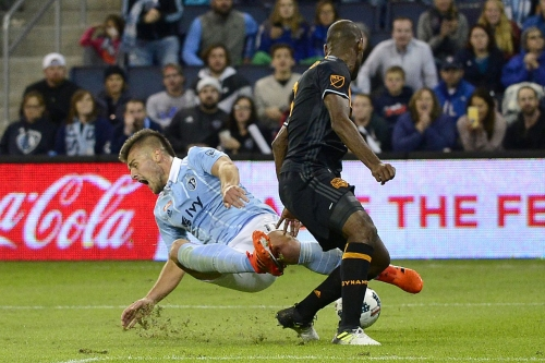 MLS Playoffs Kickoff: Sporting Kansas City at Houston Dynamo