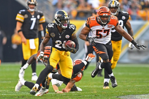 Steelers use now familiar formula in 29-14 victory over Bengals at Heinz Field