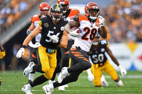 AFC North standings: Steelers dominate in taking control of division