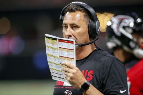 Despite popular demand, the Falcons probably won't fire Steve Sarkisian today