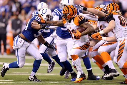 NFL Week 8: Bengals open as 10-point favorites over Colts