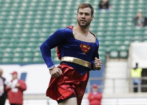Drew Stanton sheds Supergirl costume, takes over as Arizona's QB