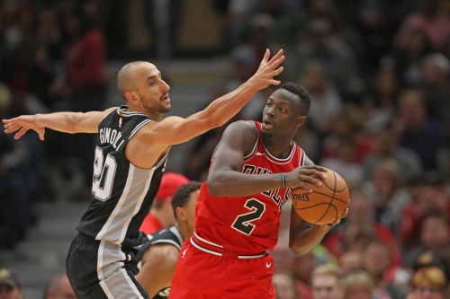 Bulls offense less Hoiball more like 'Oy'Ball
