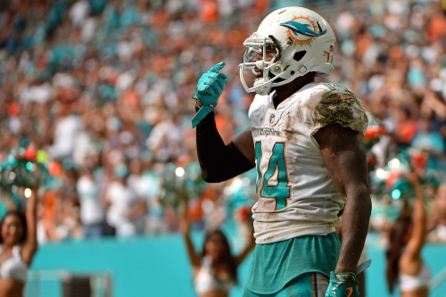 Pro Football Focus: Jarvis Landry Delivers in Dolphins' Victory Over the New York Jets