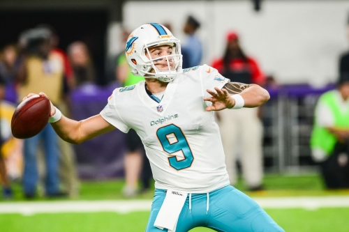 David Fales returning to Dolphins?