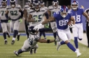 Rookie Evan Engram grows into role as Giants' only playmaker