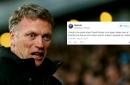 Manchester United fans are LOVING David Moyes to Everton rumours