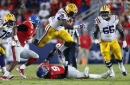Behind the Box Score: Ole Miss Gets Run Over
