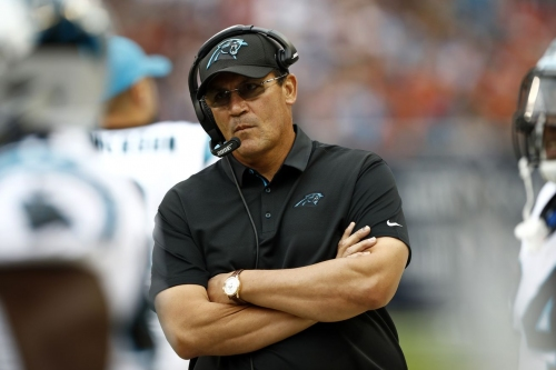 The Panthers should fire Ron Rivera and Mike Shula