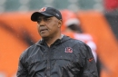 Marvin Lewis walks out of postgame press conference