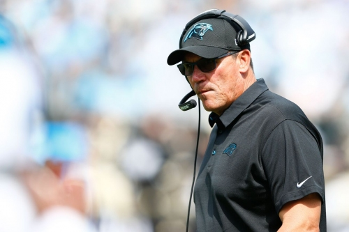 The Panthers shouldn't fire Ron Rivera