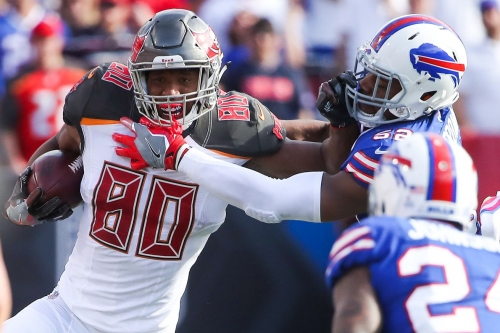 Four winners, four losers for the Buccaneers against the Bills