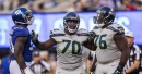 Monday's NFL news might only make it harder for Seahawks to pull off a trade to help offensive line