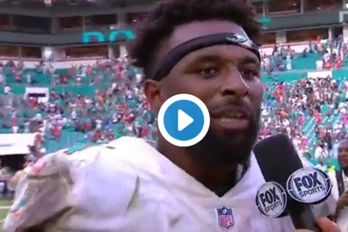 'Stop doubting us!' Jarvis Landry is tired of the lack of Dolphins respect