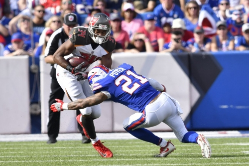 Buffalo Bills injury report: Jordan Poyer, E.J. Gaines listed as day-to-day Monday
