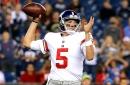 The case for Davis Webb in a lost Giants season