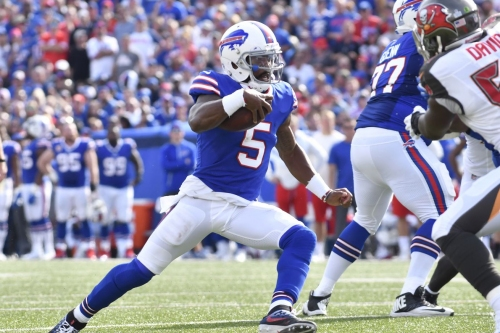 Winners and losers from the Buffalo Bills win against Tampa Bay Buccaneers