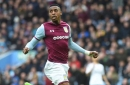 Aston Villa star Jonathan Kodjia discusses Birmingham City clash and his next target