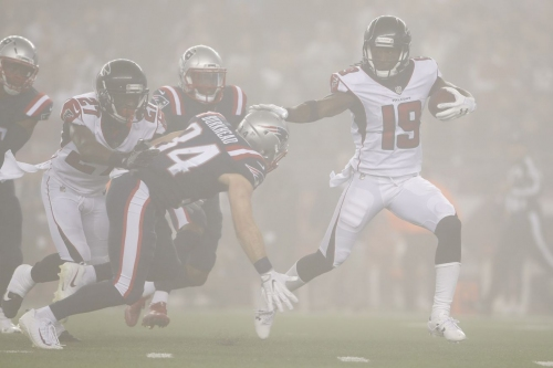 It's Finally Clear – 2017 Falcons Stuck in a Fog