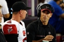 Falcons were unimpressed with Matt LaFleur's work, and let him walk before hiring Steve Sarkisian