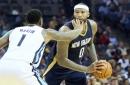 Pelicans slips slightly in latest NBA power rankings