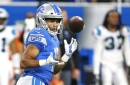 Matthew Stafford, Glover Quin back at Lions practice; Golden Tate out