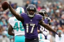 Ravens WR's Mike Wallace and Breshad Perriman still in concussion protocol