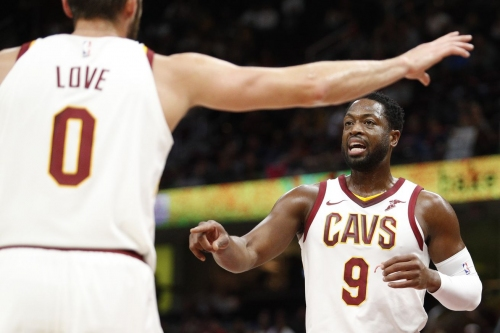Dwyane Wade felt it was time to embrace bench role
