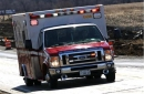 2 people taken to hospital after Sunday night crash on Route 47 near Hebron