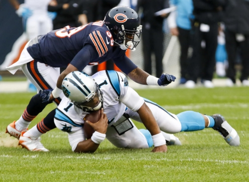 Hub Arkush: It's getting tough not to get excited about Chicago Bears defense