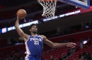 Sixers 97-86 Pistons: Embiid and Simmons Steal the Show