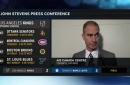 John Stevens talks Kings first loss in regular time