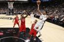 San Antonio vs Toronto, Final Score; Spurs continue streak against Raptors 101-97