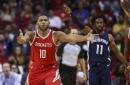 Recap: Grizzlies outlast the Rockets 98-90