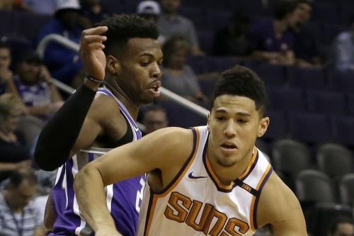 Final Score: Kings 115, Suns 117