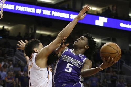 Kings 115, Suns 117: Sacramento digs too deep of a hole