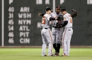 Rickard shined, Gentry and Kim struggled in the Orioles outfield