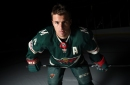 Say goodbye to Wild's Zach Parise until Christmas at least