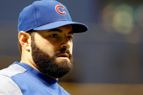 The Cubs should lock down Alex Avila for 2018