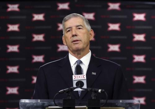 Senior-led Texas schools chasing Kansas in Big 12 race The Associated Press