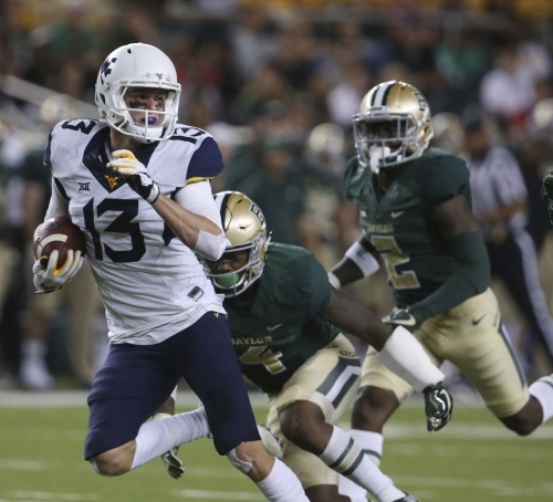 No. 22 WVU looks for solid game with No. 11 Cowboys next